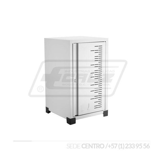 Locker Apilable Blanco Industrias Cruz Centro