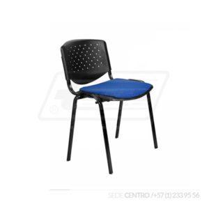 Silla Risma Azul Industrias Cruz Centro