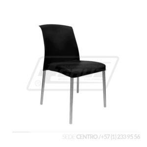 Silla Style Negro Industrias Cruz Centro